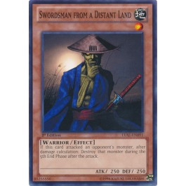 Swordsman from a Distant Land