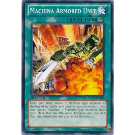 Machina Armored Unit