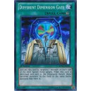 Different Dimension Gate