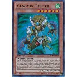 Genomix Fighter - ESP