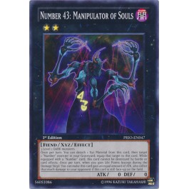 Number 43: Manipulator of Souls