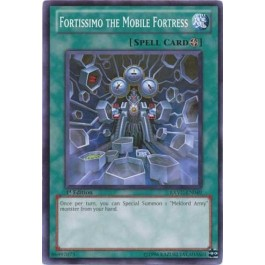 Fortissimo the Mobile Fortress