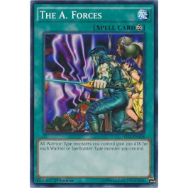 The A. Forces