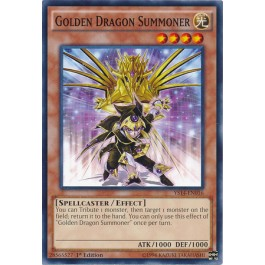 Golden Dragon Summoner