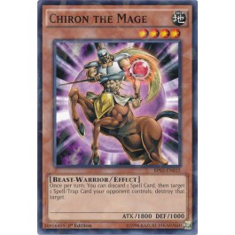 Chiron the Mage - Shatterfoil