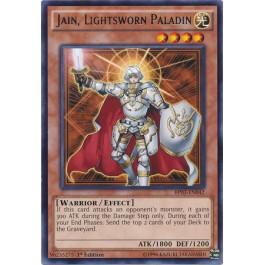 Jain, Lightsworn Paladin
