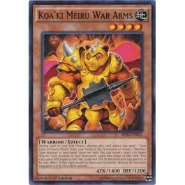 Koa'ki Meiru War Arms