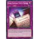 Dark Contract with Errors