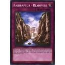 Raidraptor - Readiness