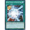 Burst Stream of Destruction