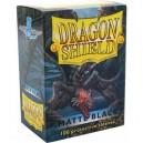 Protectores Negros Matte (100 Und) (Dragon Shield) (Standard)