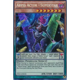 Abyss Actor - Superstar