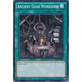 Ancient Gear Workshop