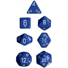 Water Speckled™ Dice