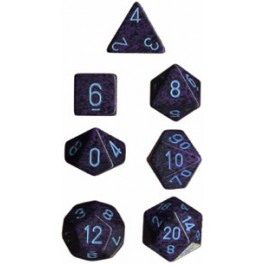 Cobalt Speckled™ Dice
