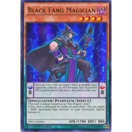 Black Fang Magician