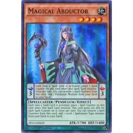 Magical Abductor