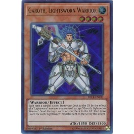 Garoth, Lightsworn Warrior
