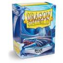 Protectores Azul Matte (100 Und) (Dragon Shield) (Standard)
