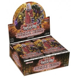 Legendary Duelists: Ancient Millennium Booster Box