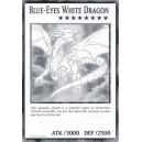 Blue-Eyes White Dragon - Oversized Promo