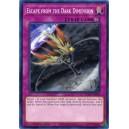 Escape from the Dark Dimension