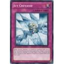 Icy Crevasse