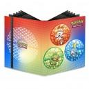 Carpeta Pro-Binder 9-Pocket Galar Starters (Ultra-Pro)