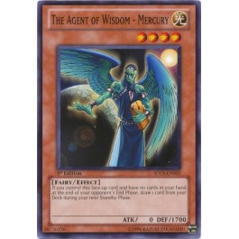 The Agent of Wisdom - Mercury