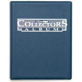 Carpeta 9 Pocket Azul (Ultra-Pro)