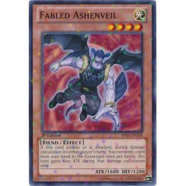 Fabled Ashenveil - Starfoil