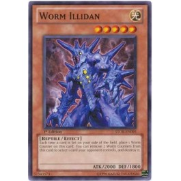 Worm Illidan