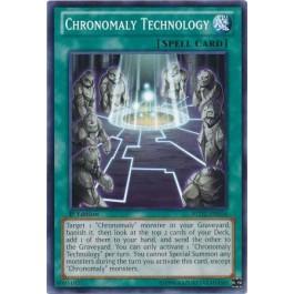 Chronomaly Technology