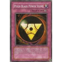 Pitch Black Power Stone