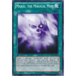 Makiu, the Magical Mist