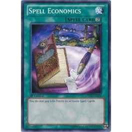 Spell Economics