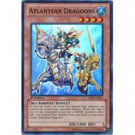 Atlantean Dragoons