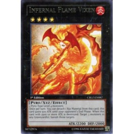 Infernal Flame Vixen