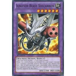 Ignition Beast Volcannon