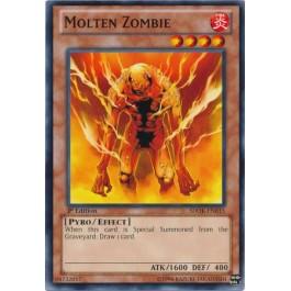Molten Zombie