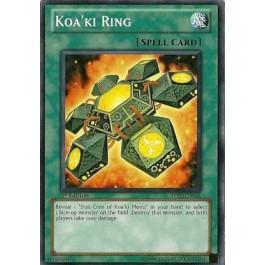 Koa'ki Ring
