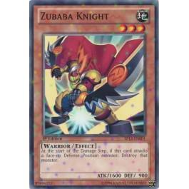 Zubaba Knight - Starfoil