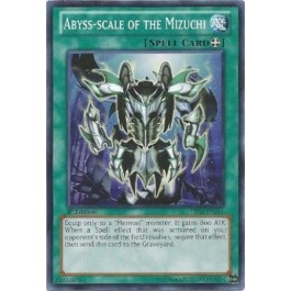 Abyss-scale of the Mizuchi