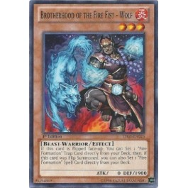 Brotherhood of the Fire Fist - Wolf
