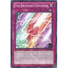 Five Brothers Explosion
