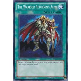 The Warrior Returning Alive