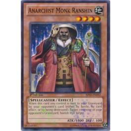Anarchist Monk Ranshin - Mosaic