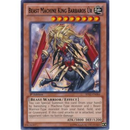 Beast Machine King Barbaros Ür
