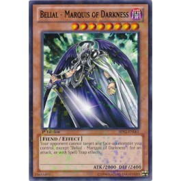 Belial - Marquis of Darkness - Mosaic