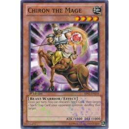 Chiron the Mage - Mosaic